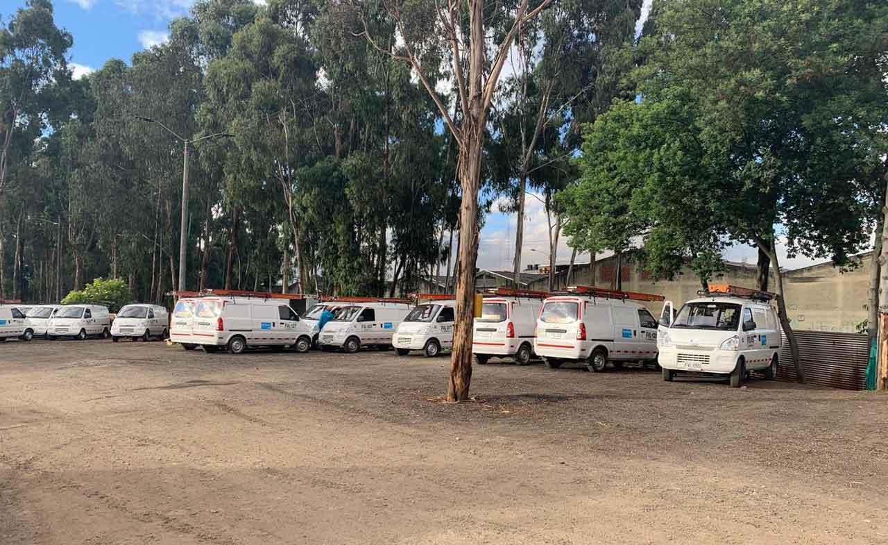 Uno de los negociados en ETB: El parque automotor