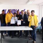 Directivos de Sintratelefonos y Claudia López firman acuerdo programático para el fortalecimiento de la ETB