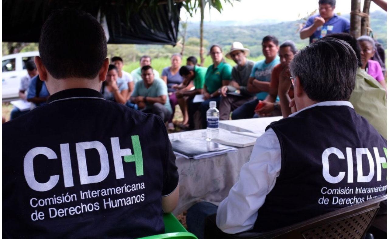"""Comunicado """"Amicus curiae"""" Comisión Interamericana de Derechos Humanos"""