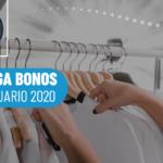 Entrega de bono vestuario 2020